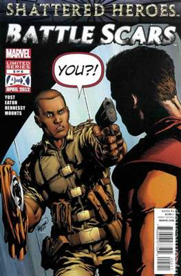 Battle Scars (Comic books 32 pags) #5
