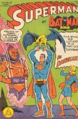 Superman l'homme d'acier / Superman avec Batman (Souple) #10