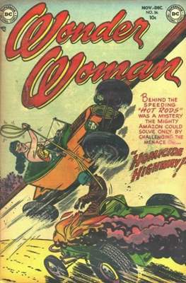 Wonder Woman Vol.1 (1942-1986; 2020-) (Comic Book) #56