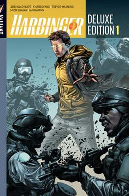 Harbinger Deluxe Edition (Digital Collection) #1