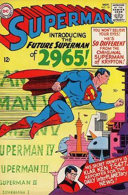 Superman Vol. 1 / Adventures of Superman Vol. 1 (1939-2011) (Comic Book) #181