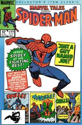 Marvel Tales (Comic Book) #177