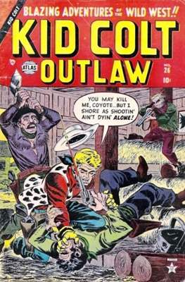 Kid Colt Outlaw Vol 1 #26