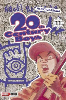 20th Century Boys (Rústica) #11