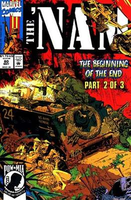 The 'Nam Vol 1 (Comic-book.) #80