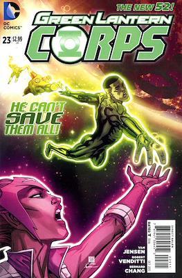 Green Lantern Corps Vol. 3 (2011-2015) #23