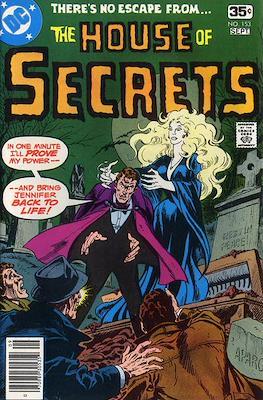 The House of Secrets (Grapa) #153
