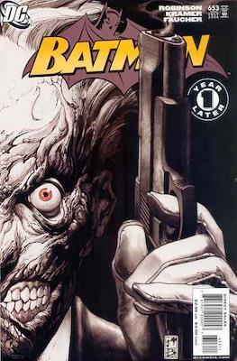 Batman Vol. 1 (1940-2011) (Comic Book) #653