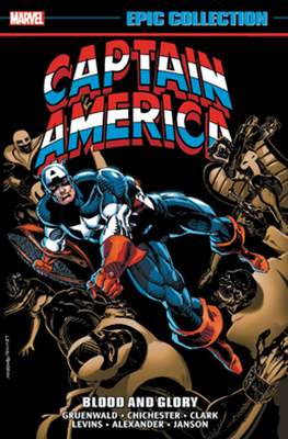 Captain America Epic Collection (Softcover) #18