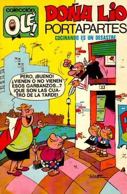Colección Olé! (1ª Edición - Rústica, 64-80 páginas) #27