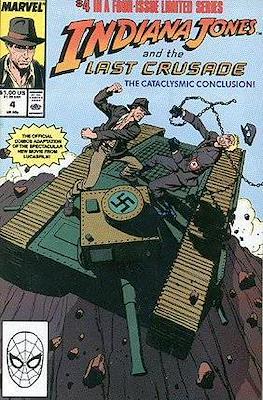 Indiana Jones and the Last Crusade (Comic-book) #4