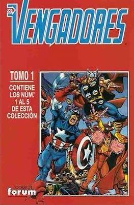 Los Vengadores Vol. 3 (Retapado. 1998-2005) #1
