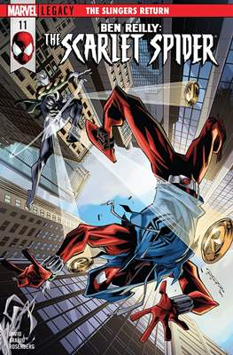 Ben Reilly: The Scarlet Spider (Comic-book) #11