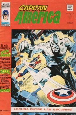 Capitán América Vol. 3 (1975-1980) (Grapa) #17
