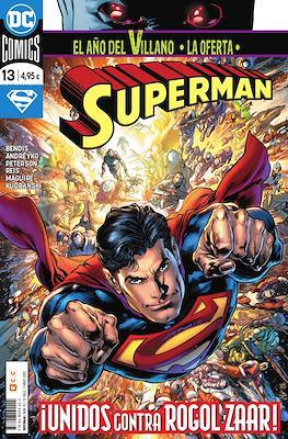 Superman. Nuevo Universo DC / Renacimiento (Grapa) #92/13