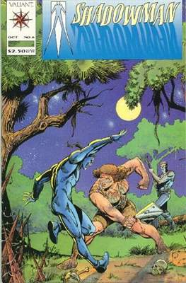 Shadowman Vol.1 (1992-1995) #6
