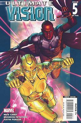 Ultimate Vision (Comic book 32 pp) #5