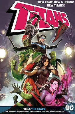Titans Vol. 3 (2016-2019) (Softcover) #5
