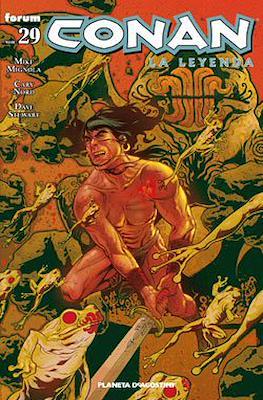 Conan. La Leyenda (Grapa 28-116 pp) #29