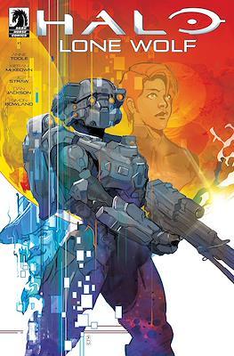 Halo: Lone Wolf (Comic Book) #1