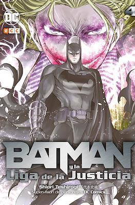 Batman y la Liga de la Justicia (Rústica con sobrecubierta 192 pp) #4