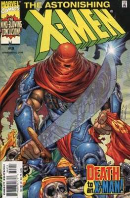 The Astonishing X-Men (Comic Book) #3