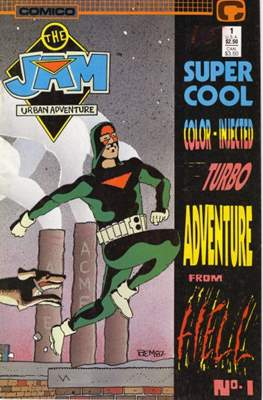 The Jam Urban Adventure: Super Cool Color Injected Turbo Adventure from Hell!