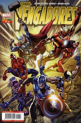 Los Vengadores Vol. 4 (2011-) (Grapa) #12