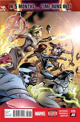 Avengers Vol. 5 (2013-2015) (Comic Book) #39