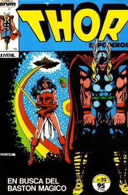 Thor, el Poderoso (1983-1987) #22
