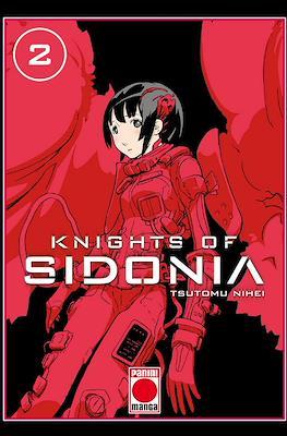 Knights of Sidonia (Rústica con sobrecubierta) #2