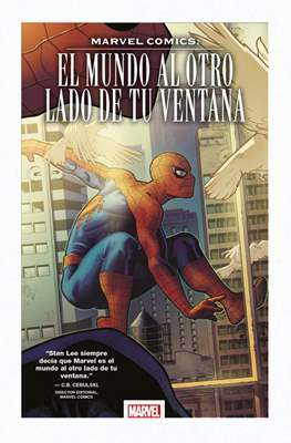 Marvel: El mundo al otro lado de tu ventana