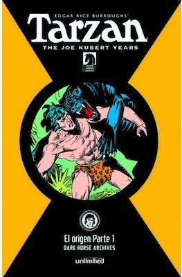 Tarzan - The Joe Kubert Years (Rústica) #1