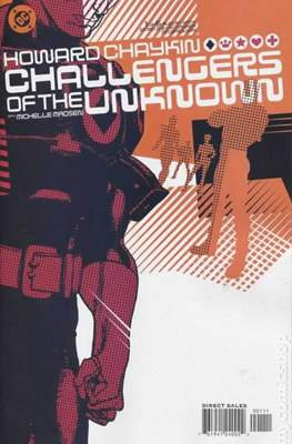 Challengers of the Unknown Vol. 4 (2004) (Comic Book) #1