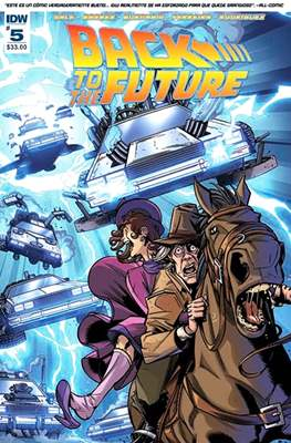 Back to the Future (Grapa) #5
