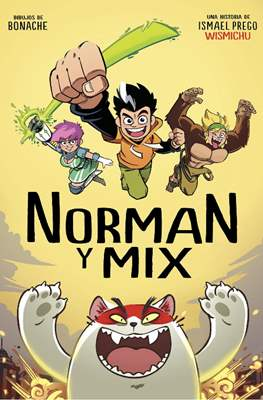 Norman y Mix (Rústica 128 pp) #1