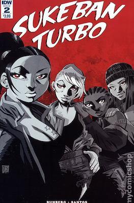 Sukeban Turbo (Comic Book) #2