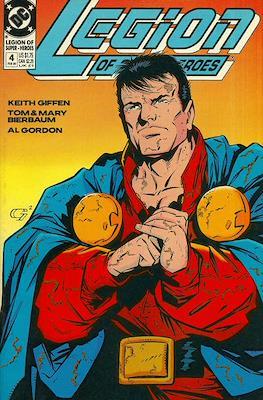 Legion of Super-Heroes Vol. 4 (1989-2000) #4