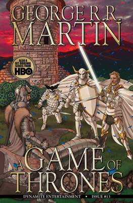 A Game of Thrones (Grapa) #13