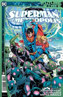 Future State: Superman of Metropolis (2021) #2