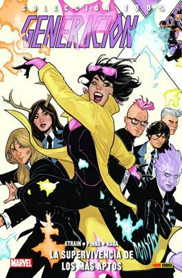 Generación-X. 100% Marvel #2