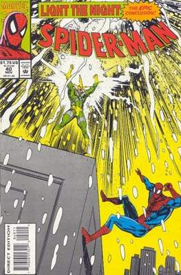 Spider-Man (Vol. 1 1990-2000) (Comic Book) #40