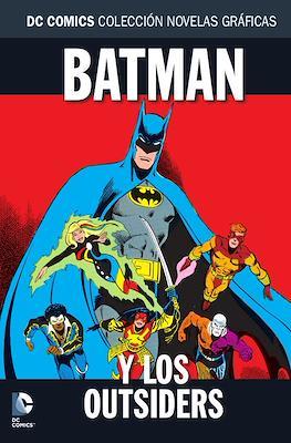 Colección Novelas Gráficas DC Comics #73