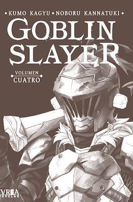 Goblin Slayer (Light Novel) Rústica con solapas #4