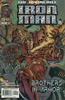 Heroes Reborn: Iron Man Vol. 2 #9