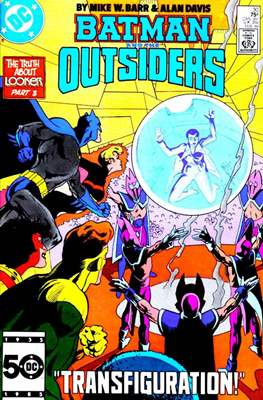 Batman and the Outsiders (1983-1987) #30