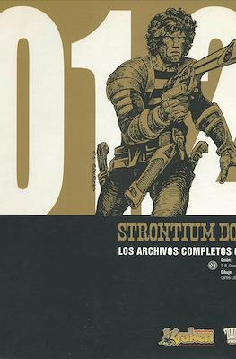 Strontium Dog. Los archivos completos #2