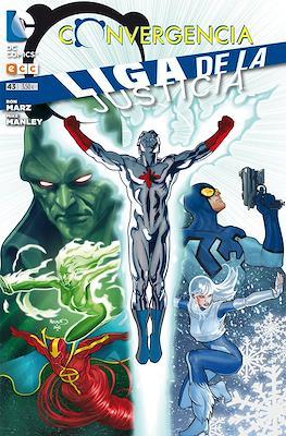 Liga de la Justicia. Nuevo Universo DC / Renacimiento (Grapa) #43