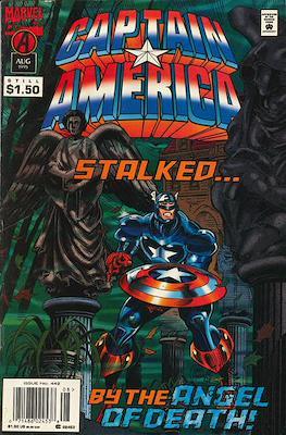 Captain America Vol. 1 (1968-1996) (Comic Book) #442