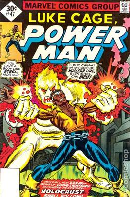 Hero for Hire / Power Man Vol 1 / Power Man and Iron Fist Vol 1 (Comic Book) #47